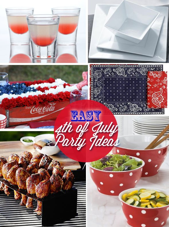 Easy & Cheap 4th of July Party Ideas | Skimbaco Lifestyle | online ...
