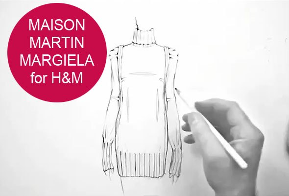 H&M and MAISON MARTIN MARGIELA