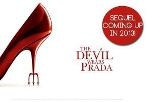 The Devil Wears Prada sequel coming in 2013