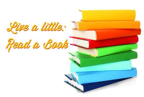 live a little: read a book
