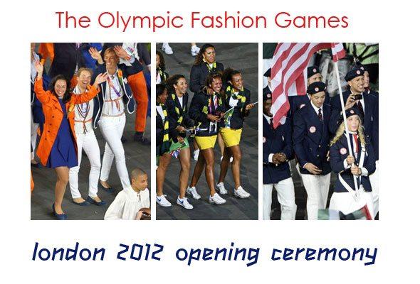 Olympic Fashion- London 2012 Opening Ceremony Fashion
