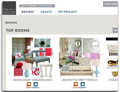 Project Decor Just Launched And I Have A Feeling It Ll Be The Hot New Thing For All Interior Design Lovers