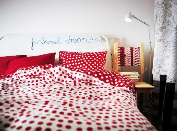 ikea 2013 catalog bedroom textiles, bedroom