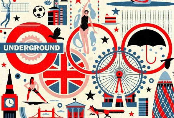 london-2012-illustrations