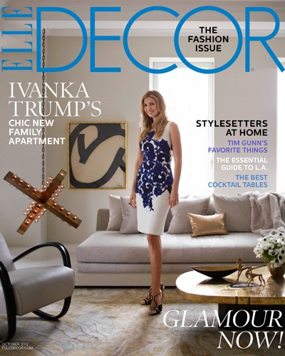 Ivanka Trump's Apartment Photos | Skimbaco Lifestyle | online magazine