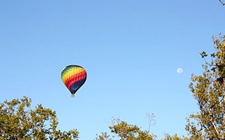 Hot Air Ballooning for the Outdoorsy Type in Sonoma Valley