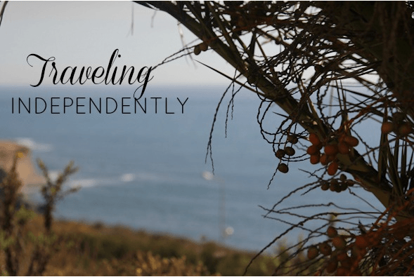 Travel independently