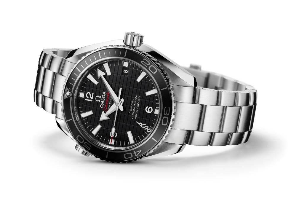 James Bond, omega watch from James Bond skyfall
