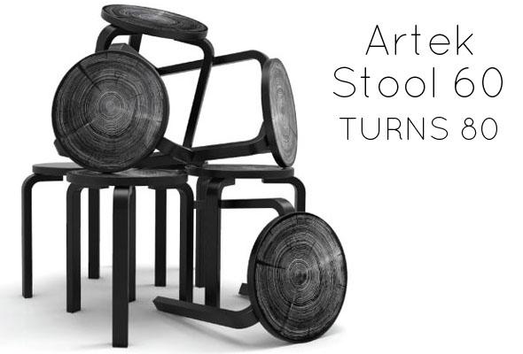 Design Artek S Stool 60 By Alvar Aalto Turns Into Rings