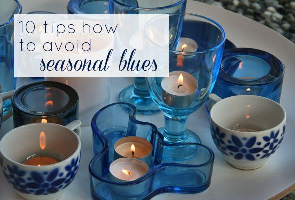 tips how to avoid seasonal blues
