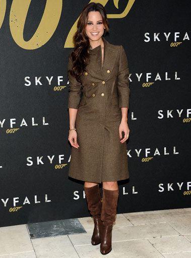 Fashion Bond Girl B R Nice Marlohe 39 S Many Red Carpet Looks Skimbaco Lifestyle Online Magazine