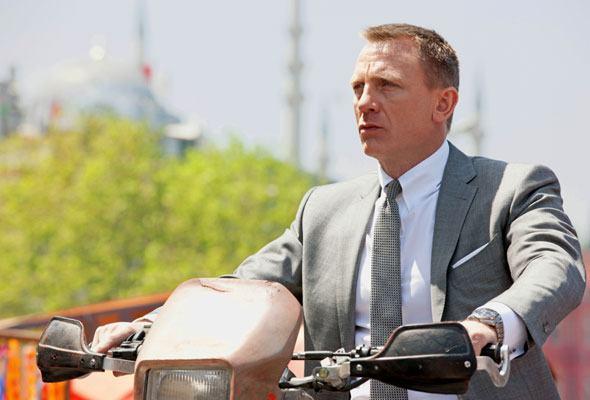 James Bond Skyfall Omega