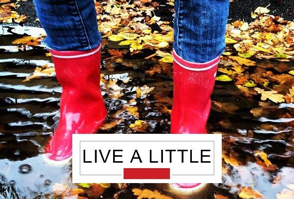 live a little outdoors