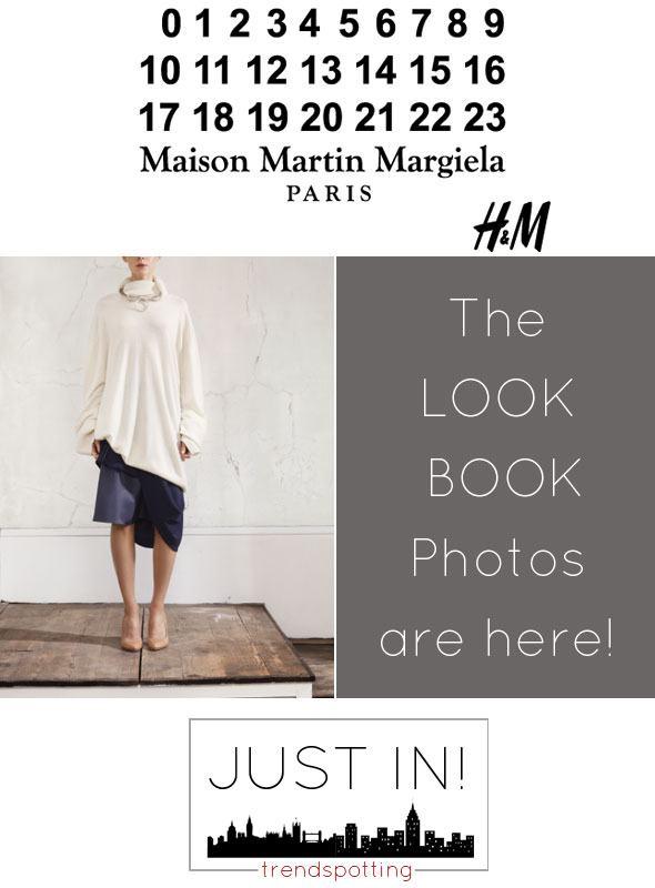 maison martin margiela h m collection look book photos skimbaco lifestyle online magazine. Black Bedroom Furniture Sets. Home Design Ideas