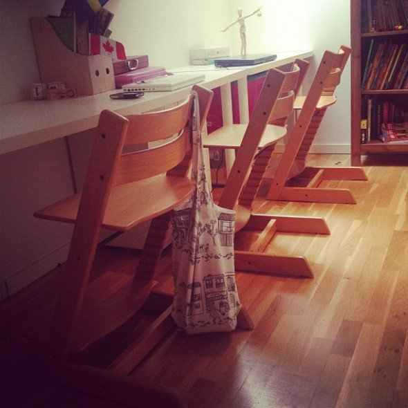 great design, stokke high chair