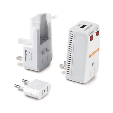 International outlet adapter/converter