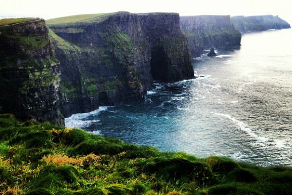 Cliffs of Moher in Ireland I @SatuVW