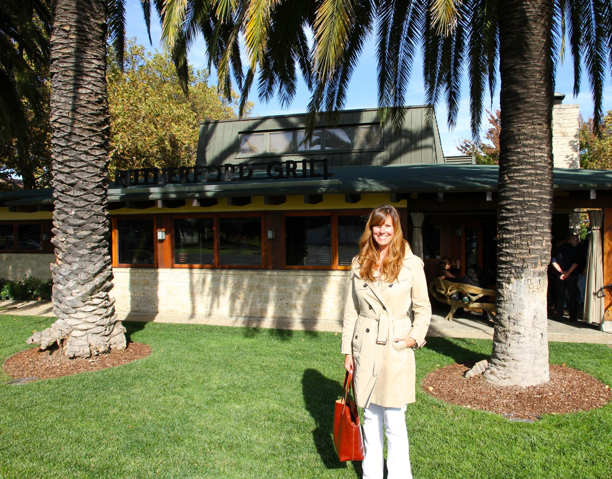 Rutherford Grill, Napa Valley