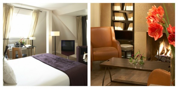 Preferred Boutique Hotel, Montalembert, Paris, France