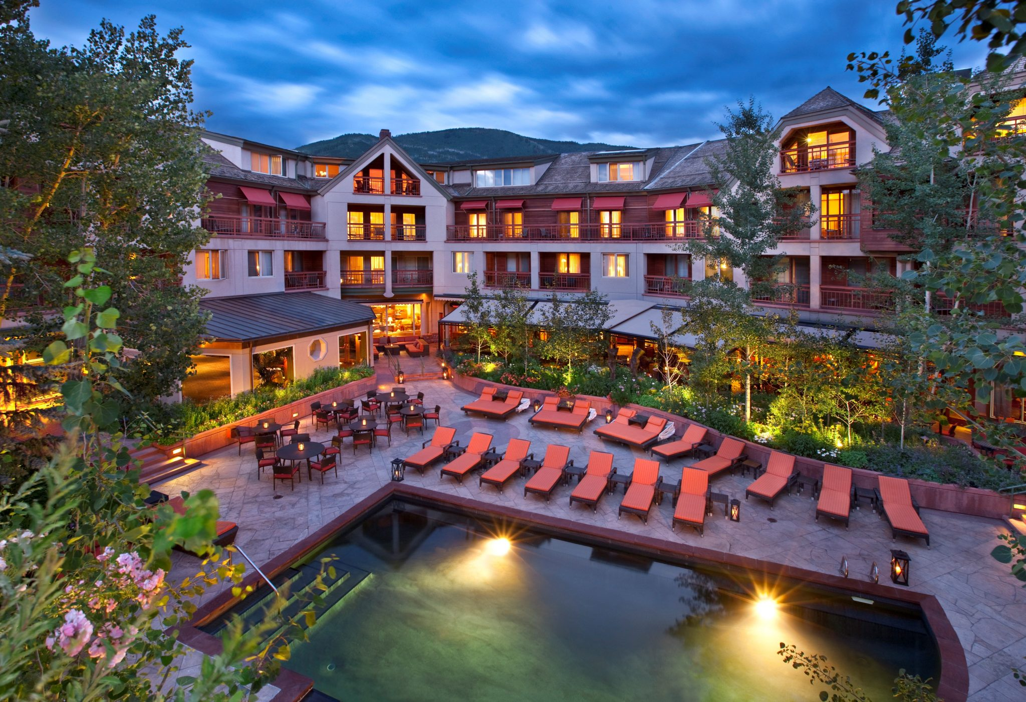 The little nell aspen colorado skimbaco lifestyle for Luxury getaways