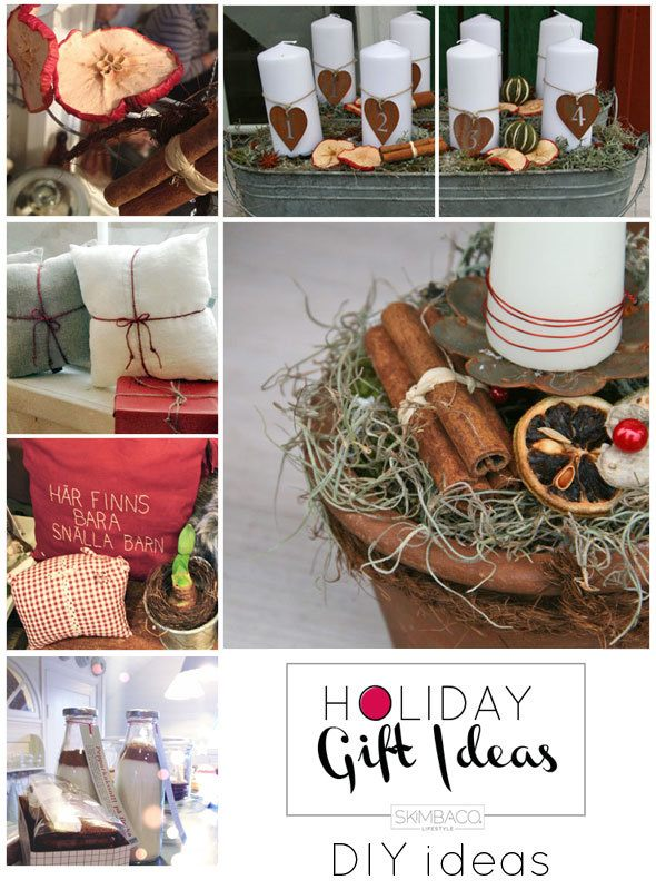Holidays Christmas Craft Diy Inspiration From Sweden