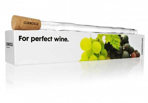wine chiller, corkcicle