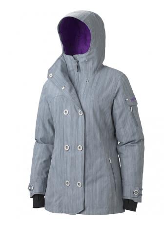 Marmot Lone Tree Ski Jacket, gifts for skiers, women, snowbunny, marmot ski jacket