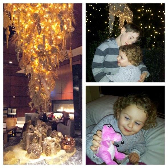 Christmas memories at Ritz-Carlton, Charlotte, NC