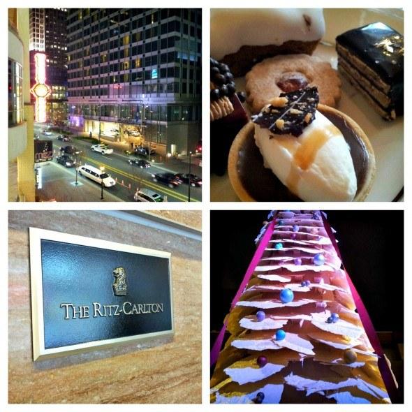 Holiday Time at Charlotte Ritz-Carlton
