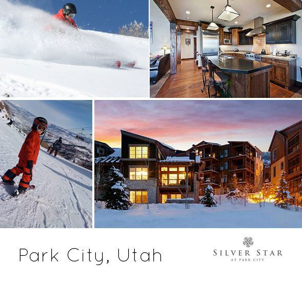 Holiday gift guide gifts for skier women from katja for Affitto cabina park city utah