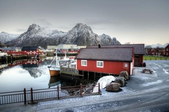 Anker-Brygge-Lofoten-Norway
