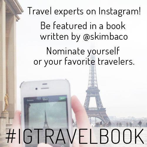 Instagram Travel Book