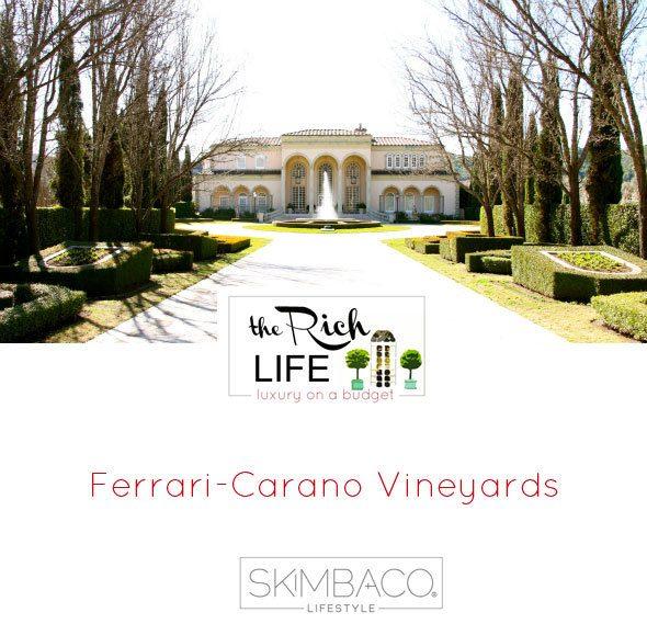 Ferrari-Carano Vineyards and Winery