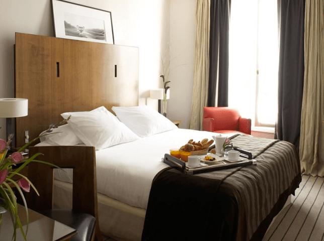 hotel montalembert, paris