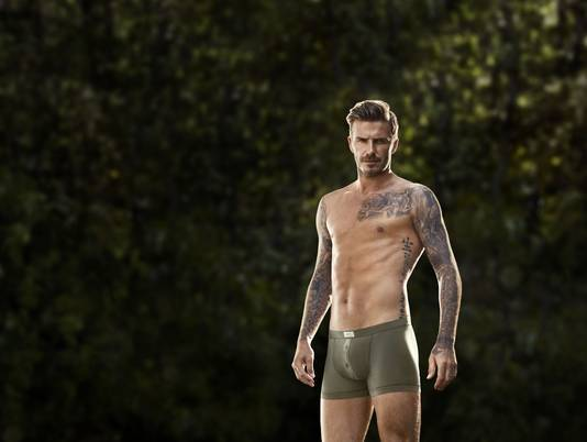 David Beckham in new H&M campaign video