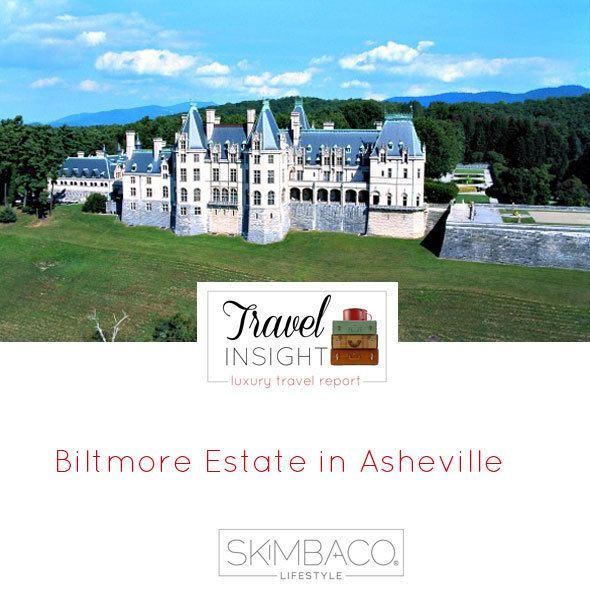 Biltmore Estate in Asheville
