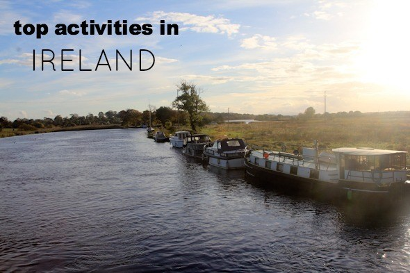 Top activities in Ireland I @SatuVW I Destination Unknown