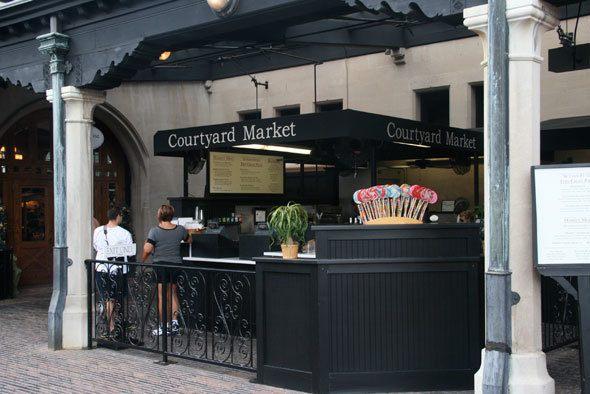 Biltmore Courtyard Market