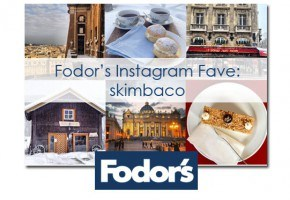 Fodor's follow favorite Instagram travel account: Skimbaco