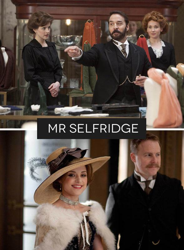 Mr Selfridge TV on PBS
