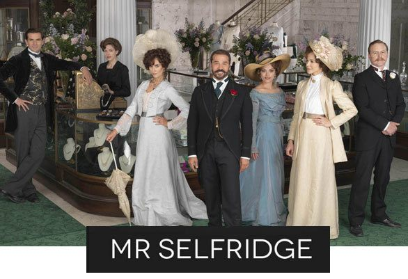 mr selfridge TV show