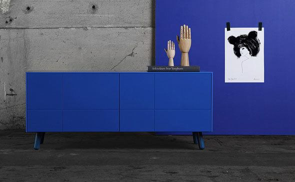 superfront_for_ikea_blue, superfront, ikea hack, blue, scandinavian design