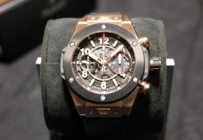 Hublot Big Bang Unico  watch at the Baselworld