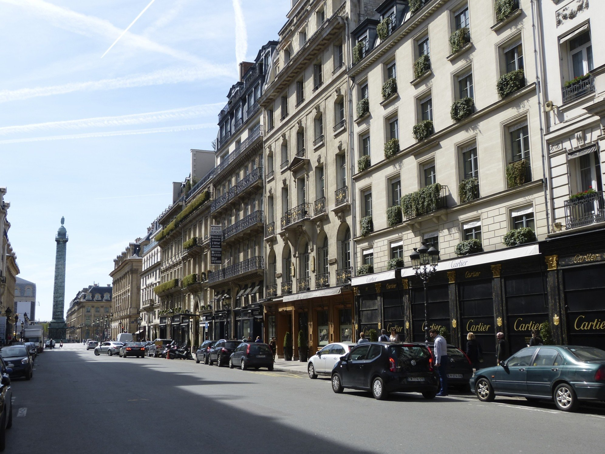 Paris historic hotel review hotel westminster skimbaco for Location hotel a paris