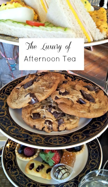 Afternoon Tea at Washington Duke Inn and Golf Club, Children's Tea