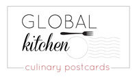 global kitchen, recipes, culinary postcards
