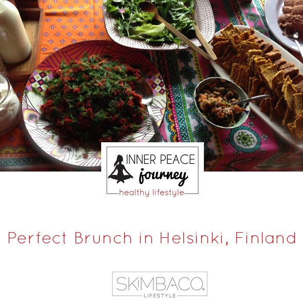 Best Brunch in Helsinki