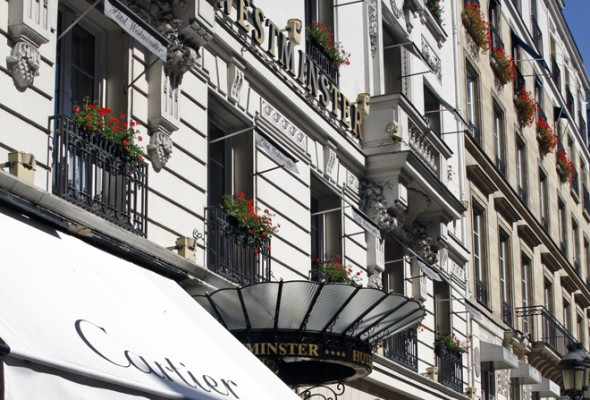 Hotel Westminster Paris France