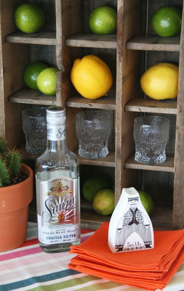 tequila shot bar