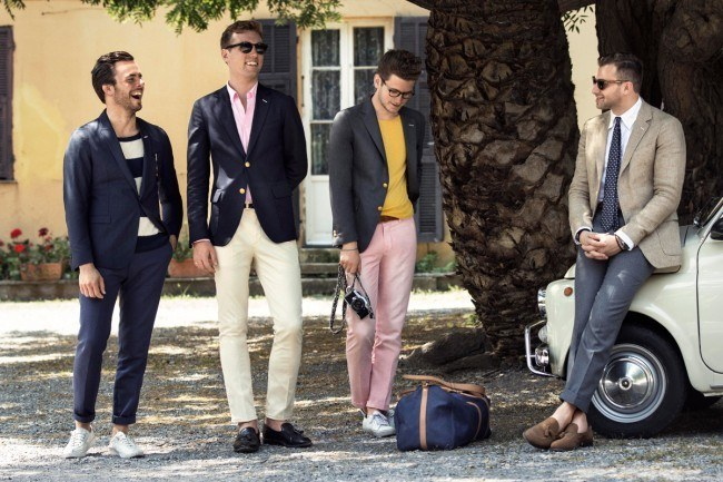 GANT-Rugger-SpringSummer-2013-Campaign-featuring-TEAMAMERICANO-Photographed-in-Italy-650x433